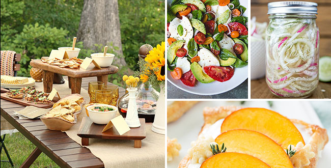 End of Summer Entertaining