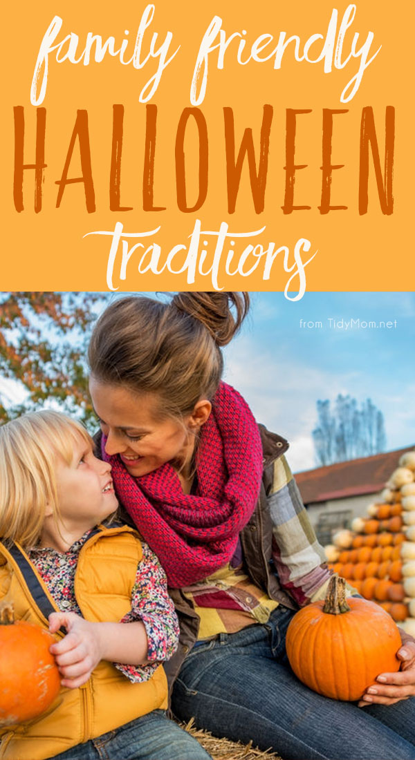 6+ Fun Family Friendly Halloween Traditions