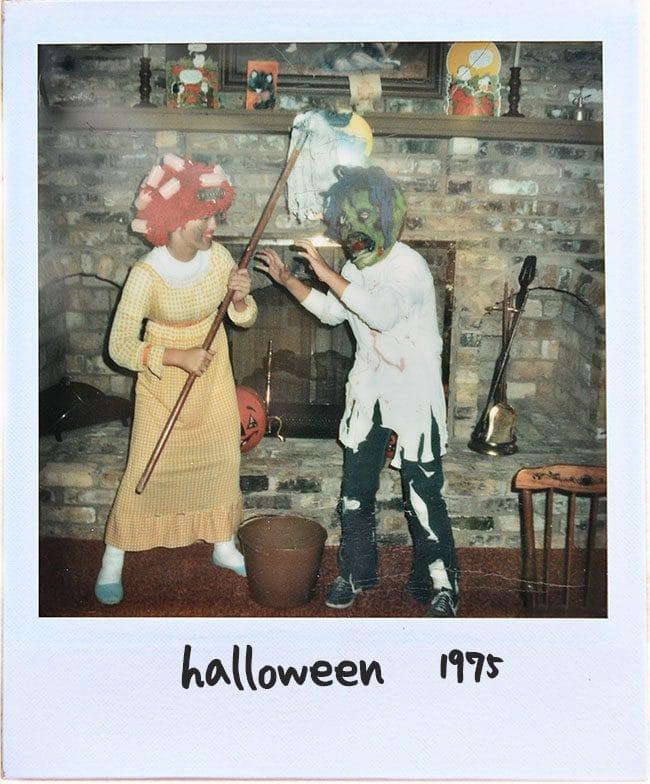 Halloween cira 1975