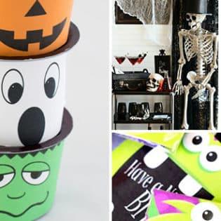 Spooktacular Crafts for Halloween