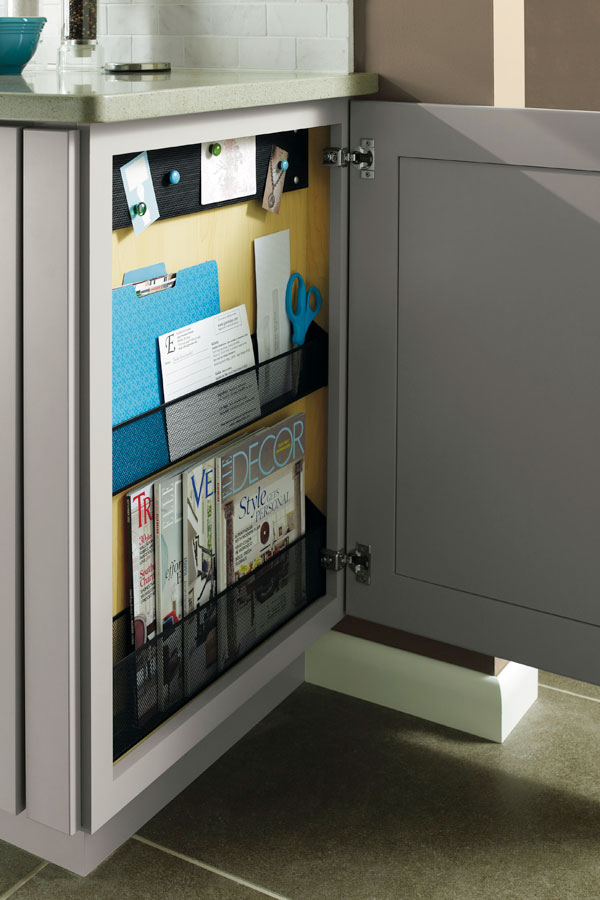 Masterbrand Cabinets Message Center Cabinet