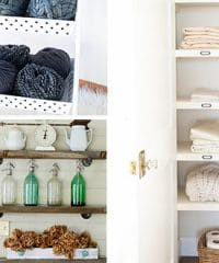 clever ideas to get your home in order