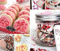 Sweet Valentine Treats to melt their heart on Valentines Day.