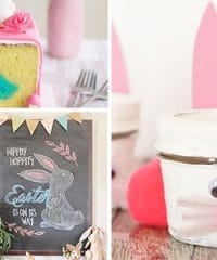 Easter bunny ideas