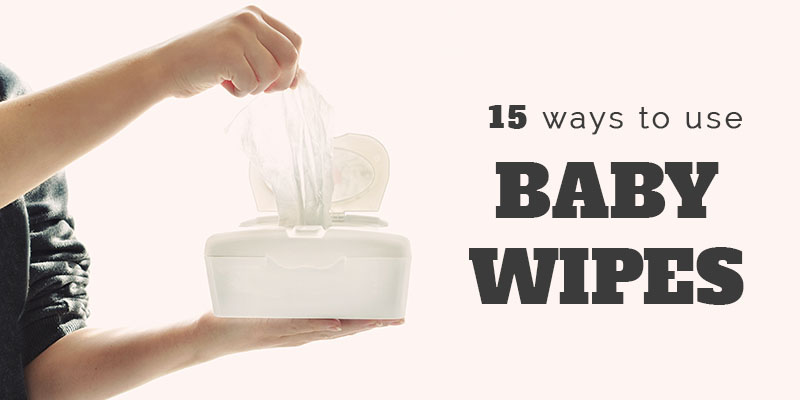 Remove Mildew Smell >> 15 Brilliant Ways To Use Baby Wipes | TidyMom