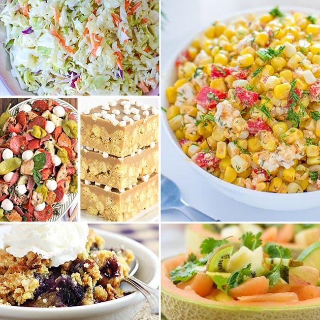 Favorite Summer Potluck Recipes