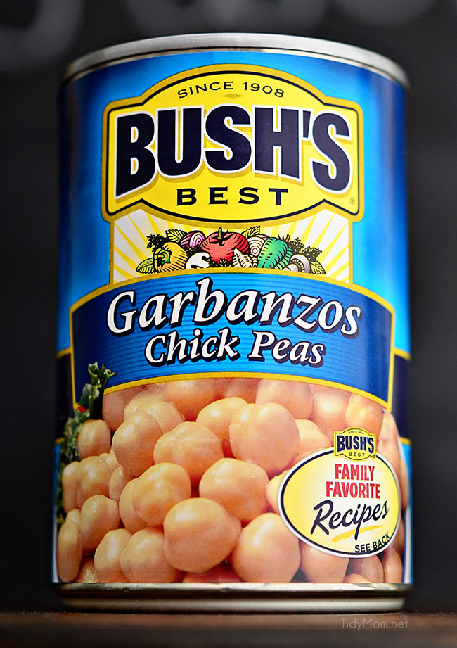Bush's Garbanzo Beans aka Chickpeas