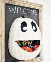 Halloween Candy Door Hanger from Cherished Bliss.