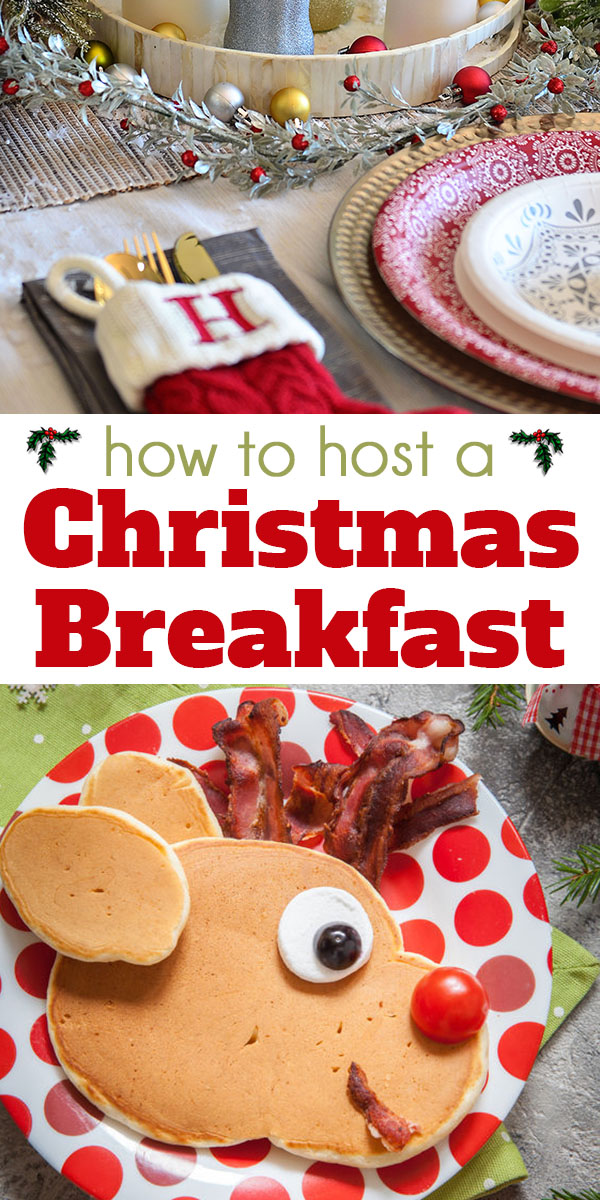 How to Host a Christmas Breakfast