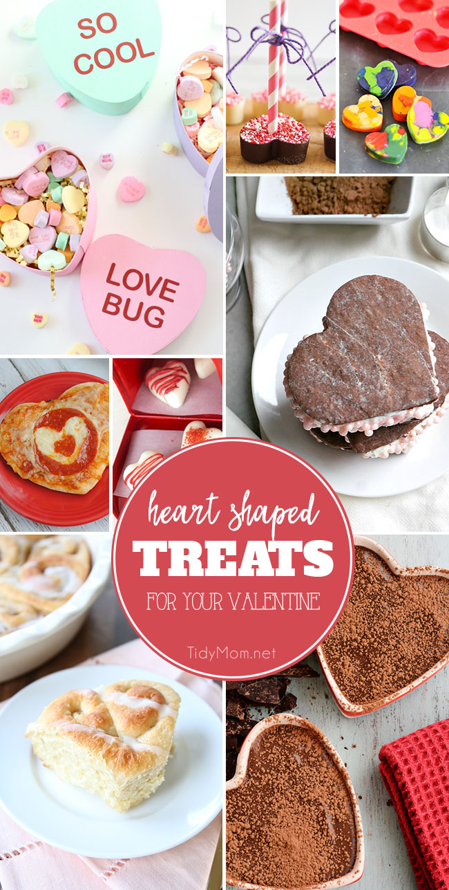 DIY Heart Shaped Treats For Your Valentine TidyMom