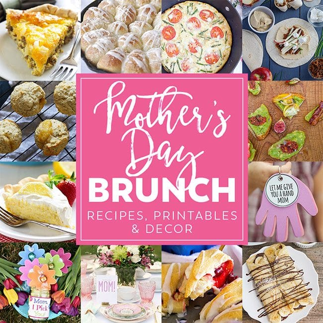 Whether you are a mother or you are celebrating a mother, I have a Mother's Day Brunch Meal Plan to helpmake Momfeel special. From appetizers and mains to desserts, Mother's day gifts and decor. Find everything you need at TidyMom.net
