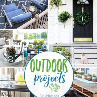 Outdoor projects to create for your home this summer.
