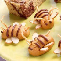 Peanut Butter Bee's (or Bunnies)