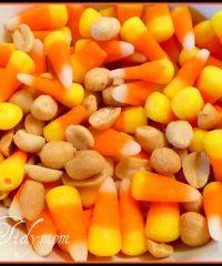 Nuts N Corn fall snack mix recipe