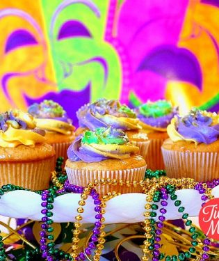 mardi gras cupcakes_TidyMom