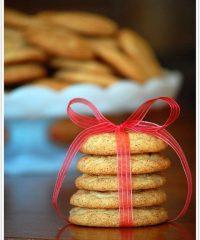 snickerdoodle cookies at TidyMom.net