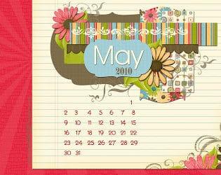 Leelou Blogs free may desktop theme photo