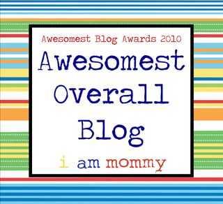 awesome mom award
