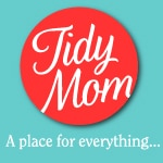 Tidy Mom Button