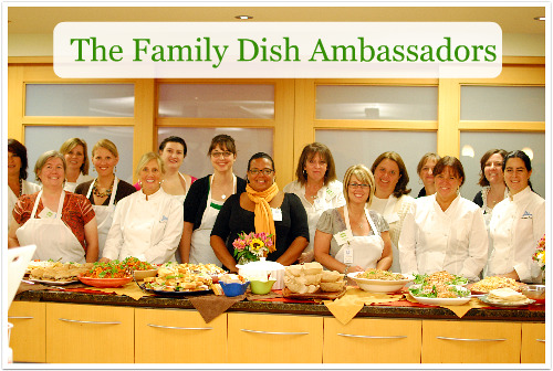 Family Dish Bloggers & Unilever Experts