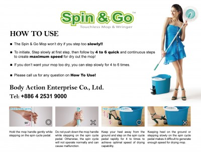 How to Use Spin & Go
