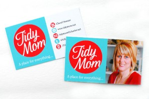 TidyMom Blog Cards