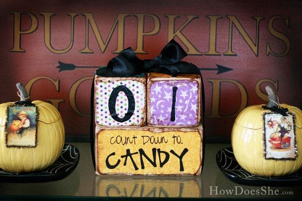 Charming Halloween Craft Kits: Iu0027m Lovinu0027 It   TidyMom®