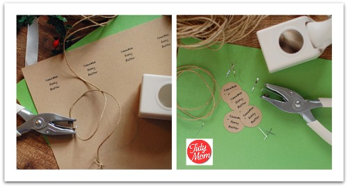 tags for gift jars