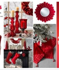 Pier1 Holiday Decor at TidyMom.net