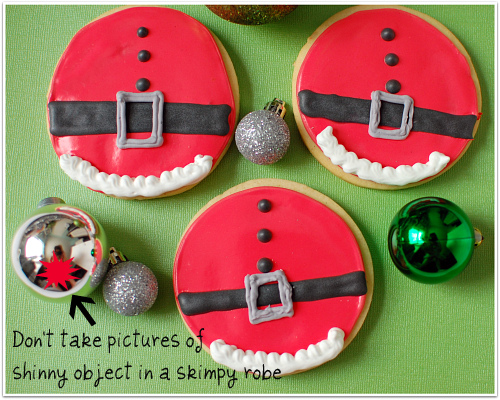 have you learned anything while doing your holiday baking do you like decorating cookies
