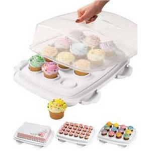 wilton cupcake carrier