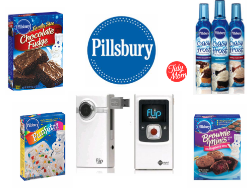 Pillsbury Flip Camera Giveaway