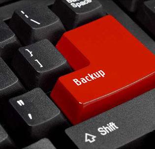 backup your blog