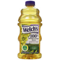 Welch's 100% White Grape Juice, 64 oz