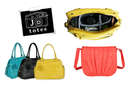 Jo Totes Camera bags for women