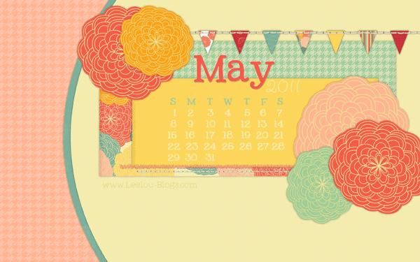 May Desktop Theme image