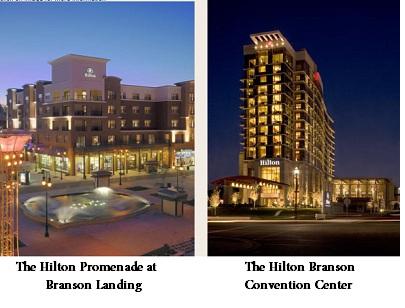 Branson Hiltons