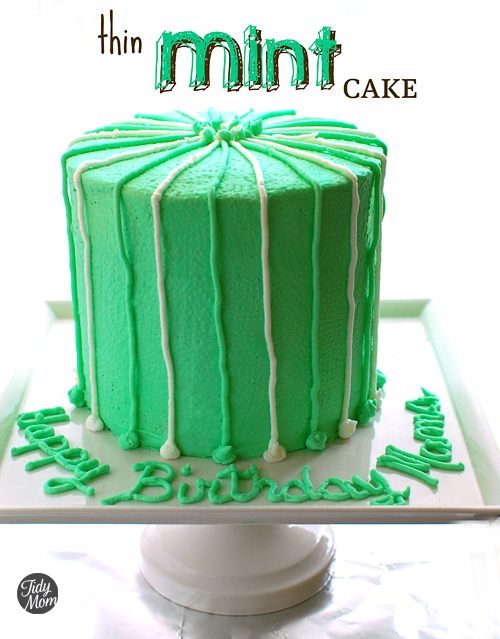 Incredible Thin Mint Cake Birthday Cards Printable Opercafe Filternl