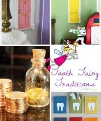 Here are some fun ideas to make a visit from the Tooth Fairy a special event!
