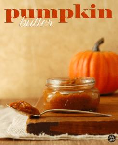 pumpkin butter recipe at TidyMom.net