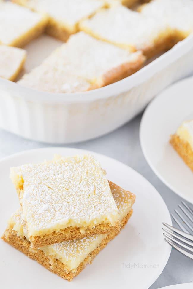 Awe Inspiring Gooey Butter Cake Funny Birthday Cards Online Alyptdamsfinfo