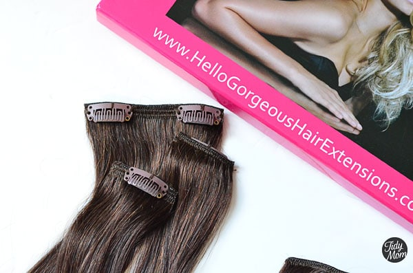 Clip in hair extensions they pmusecretfo Gallery