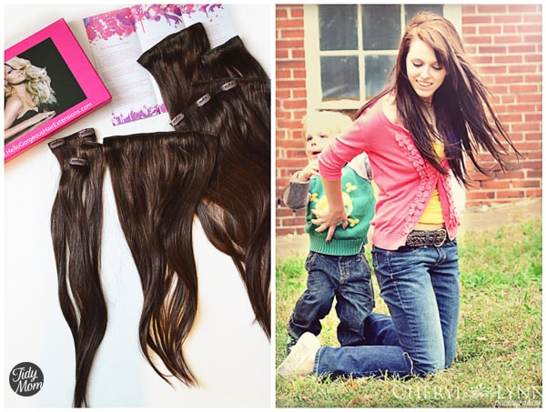 Clip in hair extensions have pmusecretfo Gallery