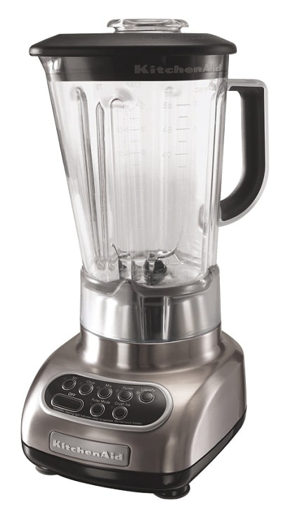 With Sleek Lines And Smooth Operation, This KitchenAid Blender Is  Classically Styled With A Gleaming ...