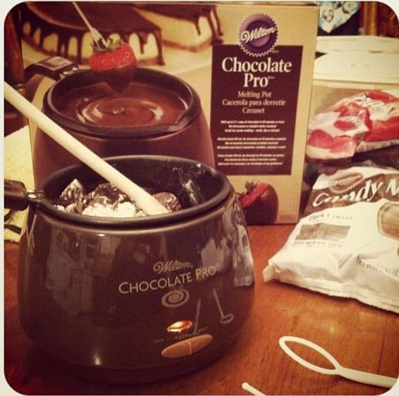 chocolate-melter