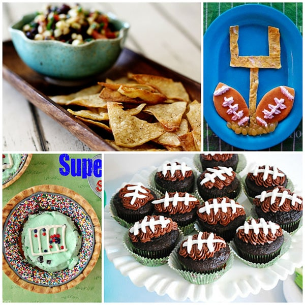 Super Bowl Food