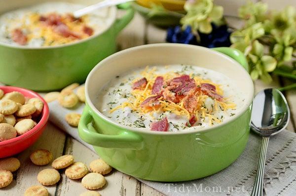 Bacon Potato Soup