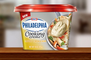 Phily cooking creme