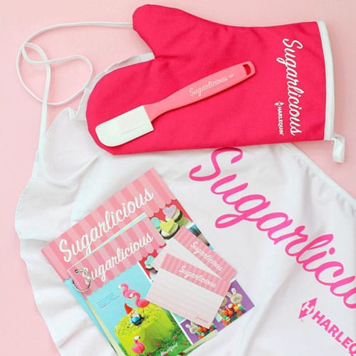 Sugarlicious Prize Pack Giveaway