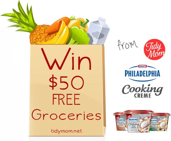 Win $50 in FREE Groceries